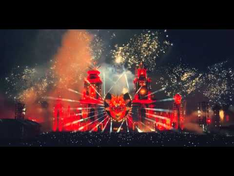 Ran-D Ft. Skits Vicious - No Guts No Glory (Defqon.1 Anthem 2015) [Extended Video]