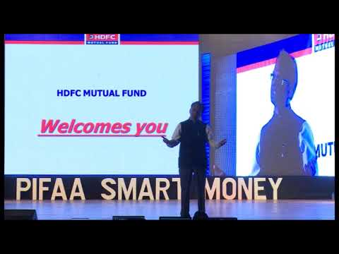 Lecture on smart investments by Mr Kishan Sharma at SMART MONEY SEMINAR organised by PIFAA