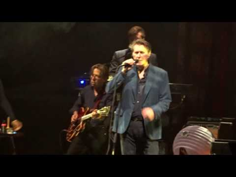 Bryan Ferry - Take a Chance with me Roxy Music Live Los Angeles Microsoft Theater 11. August 2016