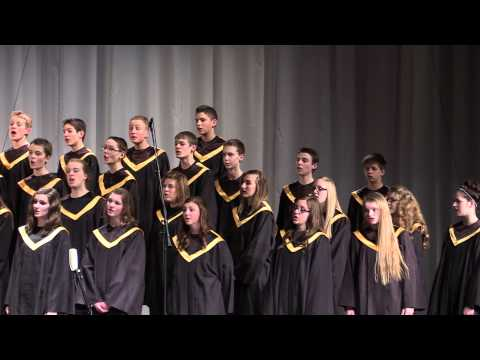 Let It Be Said - Mary McDonald - CovenantCHOIRS