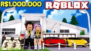 COMO GANHAR R$ 1.000.000 NO Hotel Escape Obby!  ROBLOX