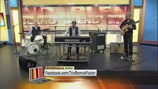 """The Ronnie Foster Trio """"REBOOT"""" 7/20/16"""