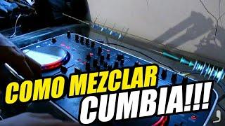 COMO MEZCLAR CUMBIA!!!🎧🕺💃