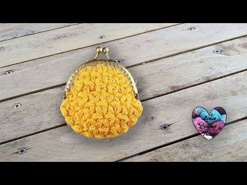 mieux Conception innovante nouvelles promotions Porte monnaie Point Jasmin crochet by Lidia Crochet Tricot