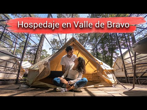 Una forma diferente de acampar / Glamping Rio en Valle de Bravo - Diana y Aarón (DYA)