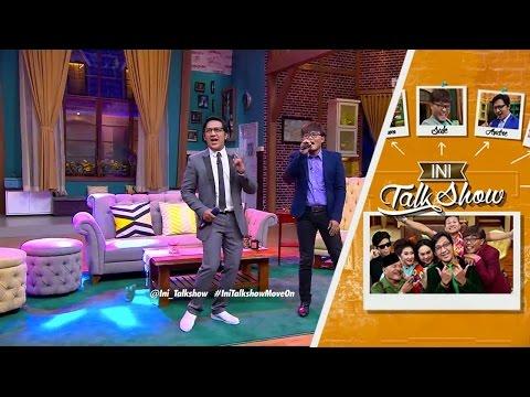 Sule ft. Andre Aku Lelakimu Cover - Ini Talk Show 20 Januari 2016