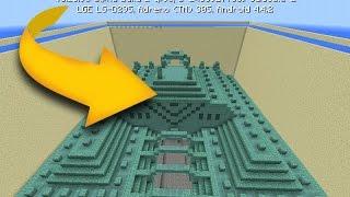 minecraft pe 0 16 0 templo de guardian totalmente seco minecraft pocket edition 0 16 0