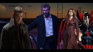 Вырезанные сцены, персонажи и концепты из фильма Логан (Nickelson)