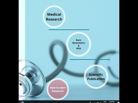 Research School for Medical Professionals 2, Course Outlline