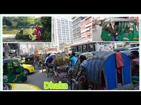 Bangladesh low cost living, Dhaka Food Market