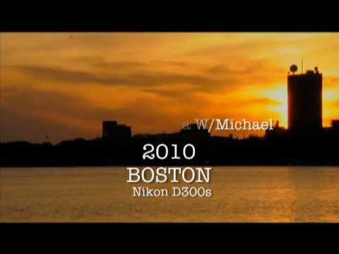 Boston test shooting d4 Travel Video