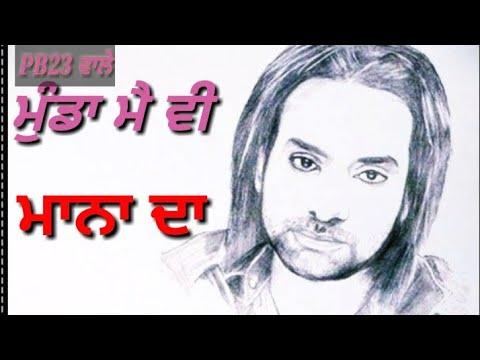 Stud  Maan Song Whatsapp Status Punjabi Video 2018