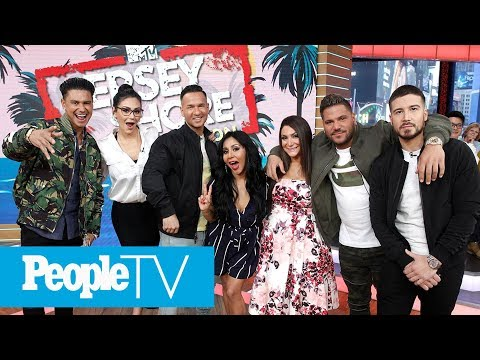 'Jersey Shore Family Vacation' Cast Tell All: Sammi's Absence & What Their Kids Think | PeopleTV