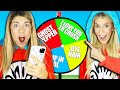 Gambar cover Extreme Truth or Dare in Best Friend Halloween Costumes! Rebecca Maddie Challenges