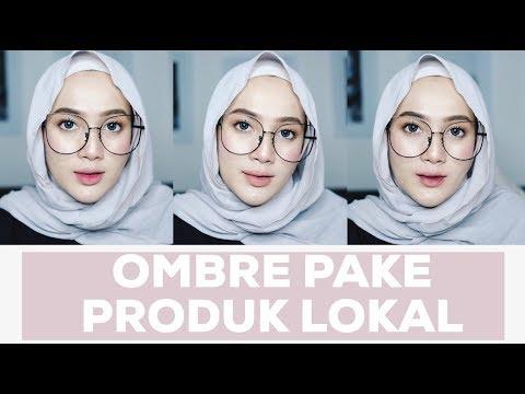 3-ombre-lips-cuma-pake-produk-lokal!!-(wardah-/-makeover/-blp-/-rollover-reaction)