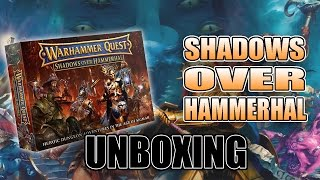 Is Shadows Over Hammerhal Worth It? Warhammer Quest REVIEW