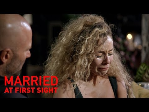 Heidi and Mike are brought to tears over their marriage breakdown | MAFS 2019