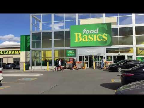 Richmond Hill Food Basic