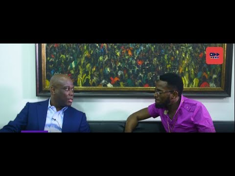 Accelerate News -  #AskAnything With Kings Herbert Wigwe & D'banj
