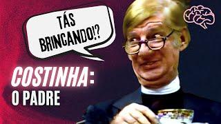 """Costinha (1981) - Planeta dos Homens: """"O Padre"""""""