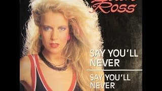 "Lian Ross - Say You'll Never (Original 12"" Mix) HD 1985"