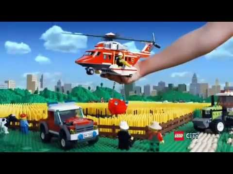 2010 LEGO City Fire Helicoper @ Toys R Us Hong Kong