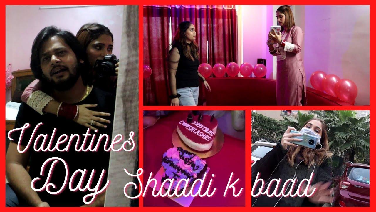 Is tarah tha mera valentines day ❤️🎉🎉🎉 || shystyles vlog