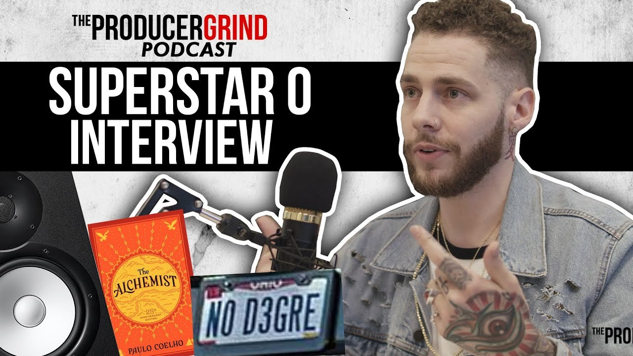 SuperStar O Talks The Golden Age of Selling Beats Online, His Come Up, Moving to ATL + More