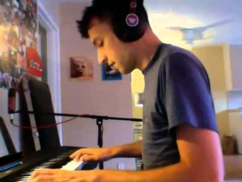 Into The Fire (piano)