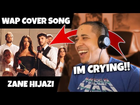 Zane - WAP (Official Music Video Cover) || REACTION