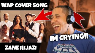 Zane - WAP (Official Muṡic Video Cover) || REACTION