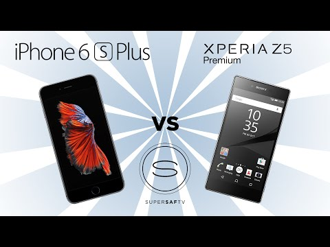iPhone 6s Plus vs Sony Xperia Z5 Premium