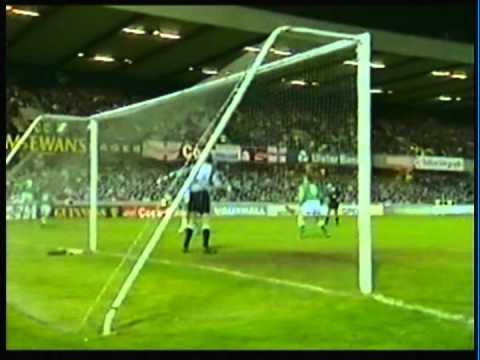 1993 (November 17) Northern Ireland 1-Republic of Ireland 1 (World Cup Qualifier).mpg