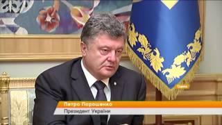 Порошенко лично похвалил Саакашвили за первые инициативы