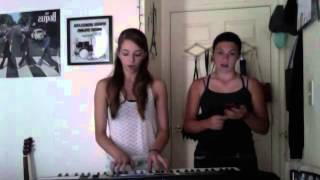 Try & I Never Told You - Colbie Calliat (mashup) (cover)