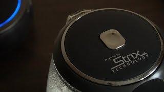 Обзор на Умный чайник-светильник REDMOND SKYKETTLE G200S