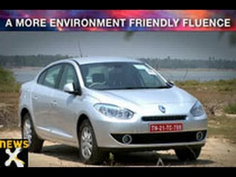 Test drive: Renault Fluence - NewsX
