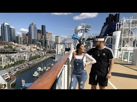 SEATTLE & CRUISE VLOG | CamilaaINC
