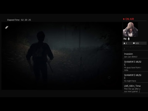 Friday the 13th the game.......Watch Me Die A LOT PT 12a