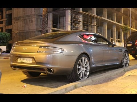 Exotics SuperCars In Tangier Summer 2013