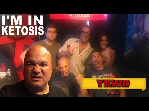 I'm in Ketosis | #YKWD #PODCAST
