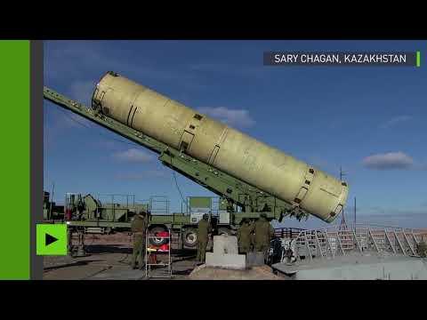 La Russie teste avec succès un nouveau système antimissile