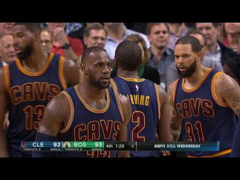 Avery Bradley Defense Highlights - March 1, 2017