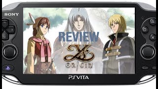 Ys Origin PS Vita Review