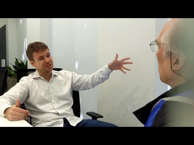Entrevista com Federico Vega, CEO da Cargo X (parte 01) - MTED