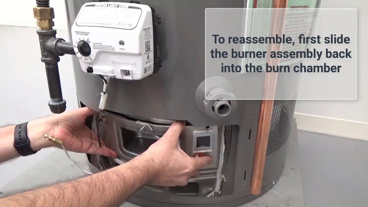 Uln How To Replace Temperature Sensor Youtube