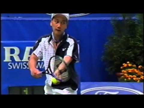 Australian Open 1996 Becker Chang