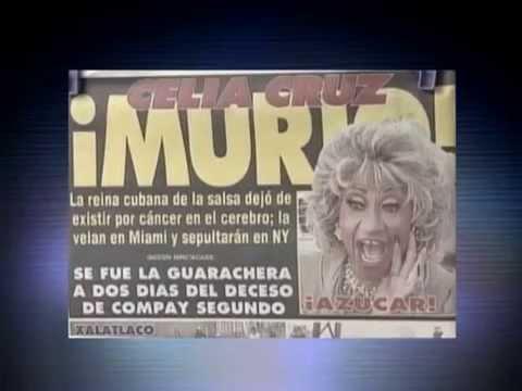 La historia detrás del mito - Celia Cruz