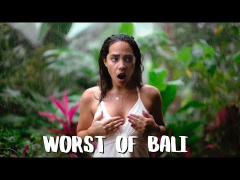 BEST and WORST of BALI (Growing on YouTube)