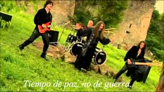 Rhapsody of Fire - Unholy Warcry - Official Video (Subtitulos Español)